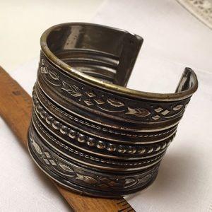 Vintage Boho Cuff